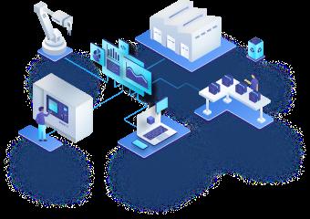 GrabCAD Platform Illustration