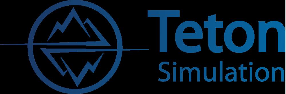 Teton Simulation Logo