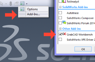 Getting started with GrabCAD Workbench for SolidWorks®