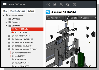 GrabCAD: Design Community, CAD Library, 3D Printing Software